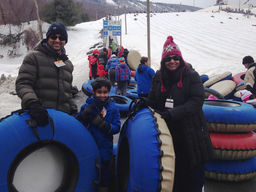Sign Up for Family Snow Tubing, 3/5