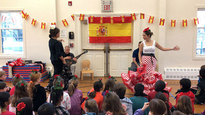 España and the Art of Flamenco!