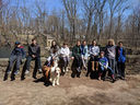 Middle School Students Clean Up Speedwell