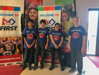 Red Oaks Robotics Team Finishes STRONG at the State Championship!